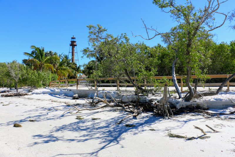 Sanibel Island Lighthouse Beach Park