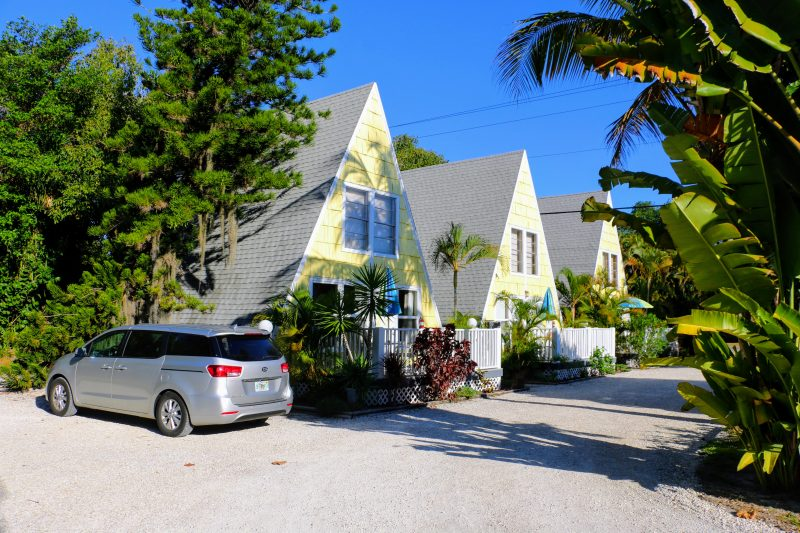 Anchor Inn cottages Sanibel Island