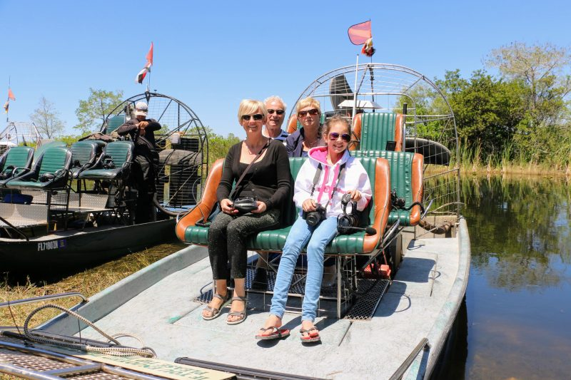 Beste airboat tour Florida