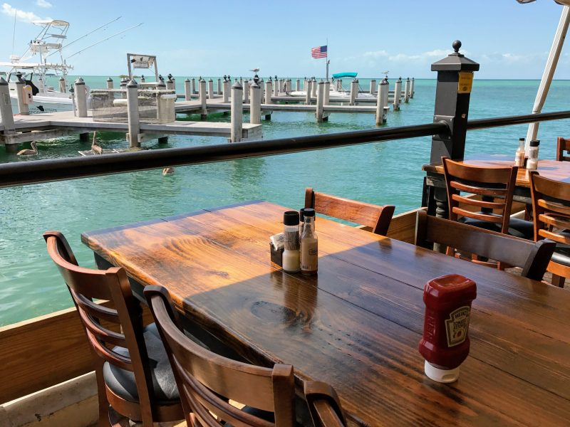 The Island Fish Company & Tiki Bar, Marathon