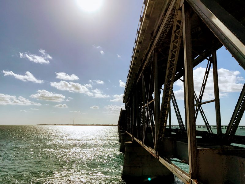 Old Bahia Honda Bridge