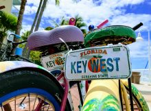 Key West nummerplaat