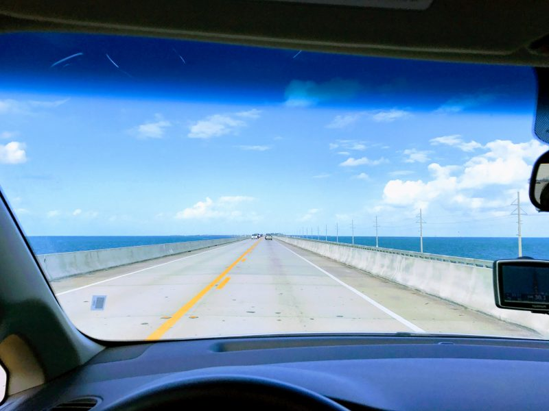Scenic highway Florida Keys