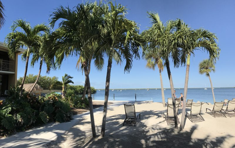 Hotel met prive strand Key Largo